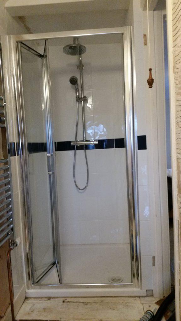 Shower Room – Jan 2018