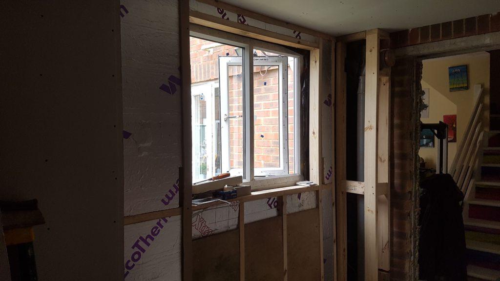 Garage Conversion - Finished June 2019