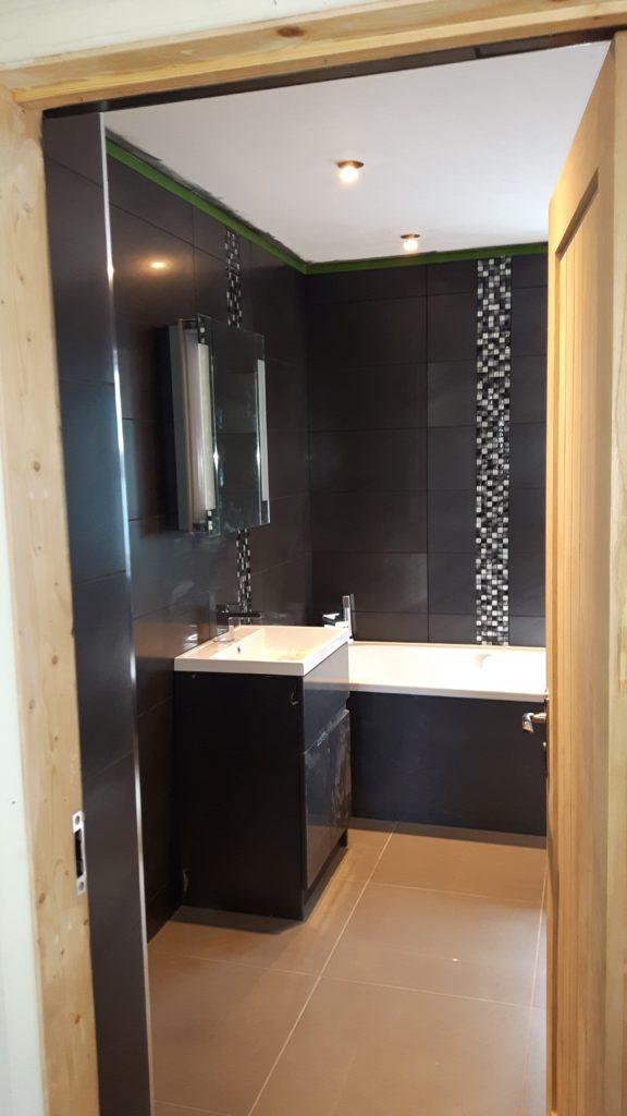 Bathroom – Finished July 2017