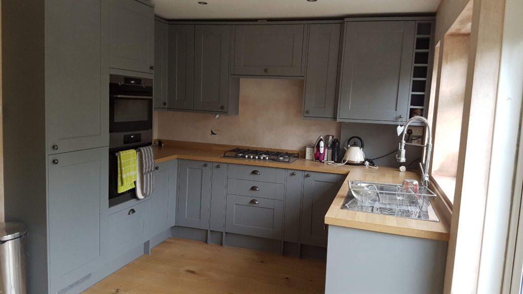 Grey Kitchen – Finished May 2019