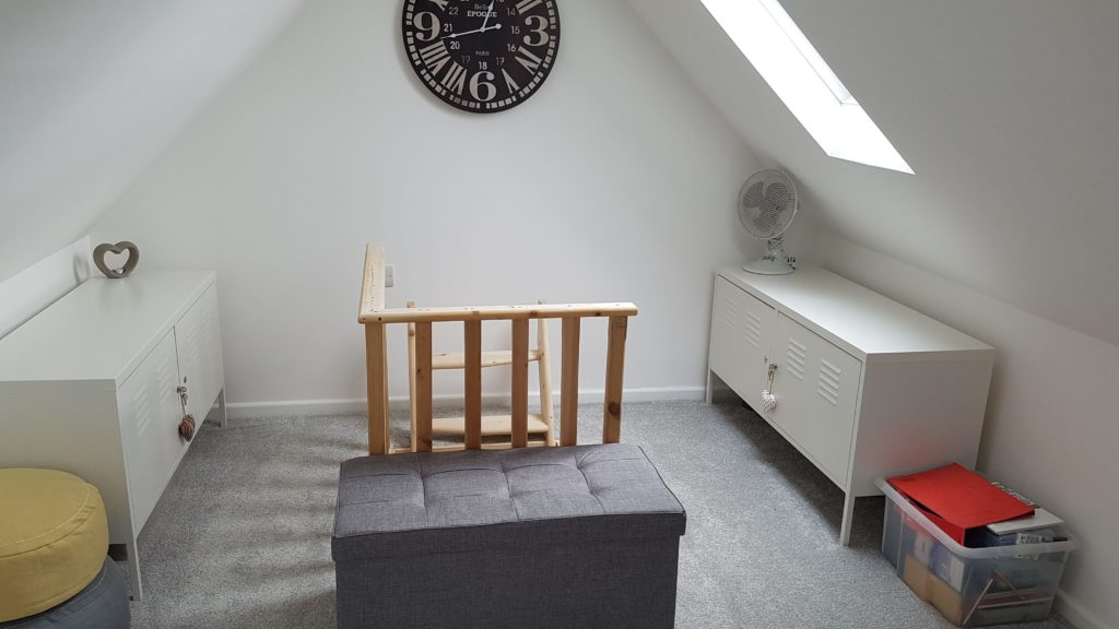Loft Room – Finished May 2019
