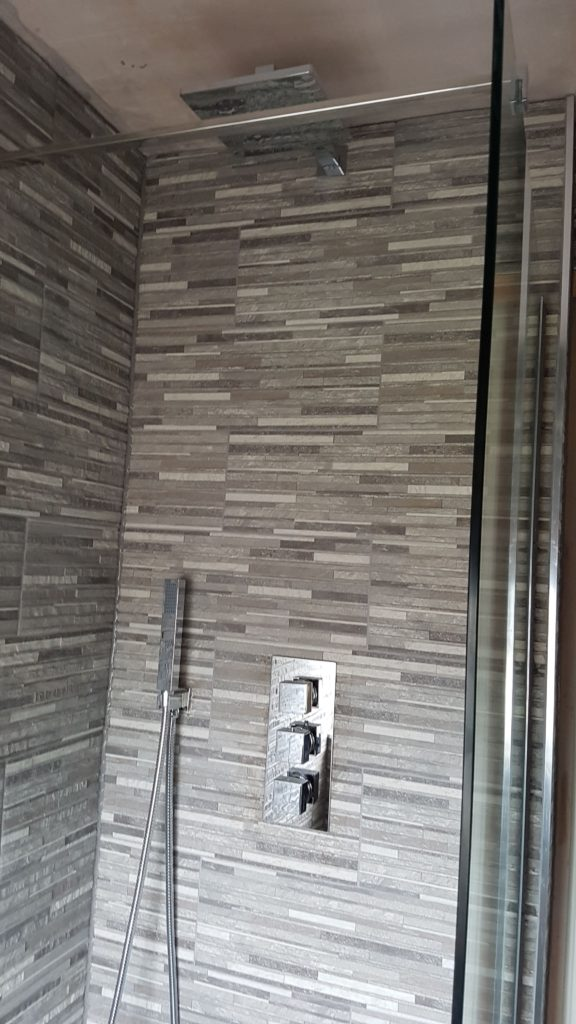 Shower Room – Finished May 2019